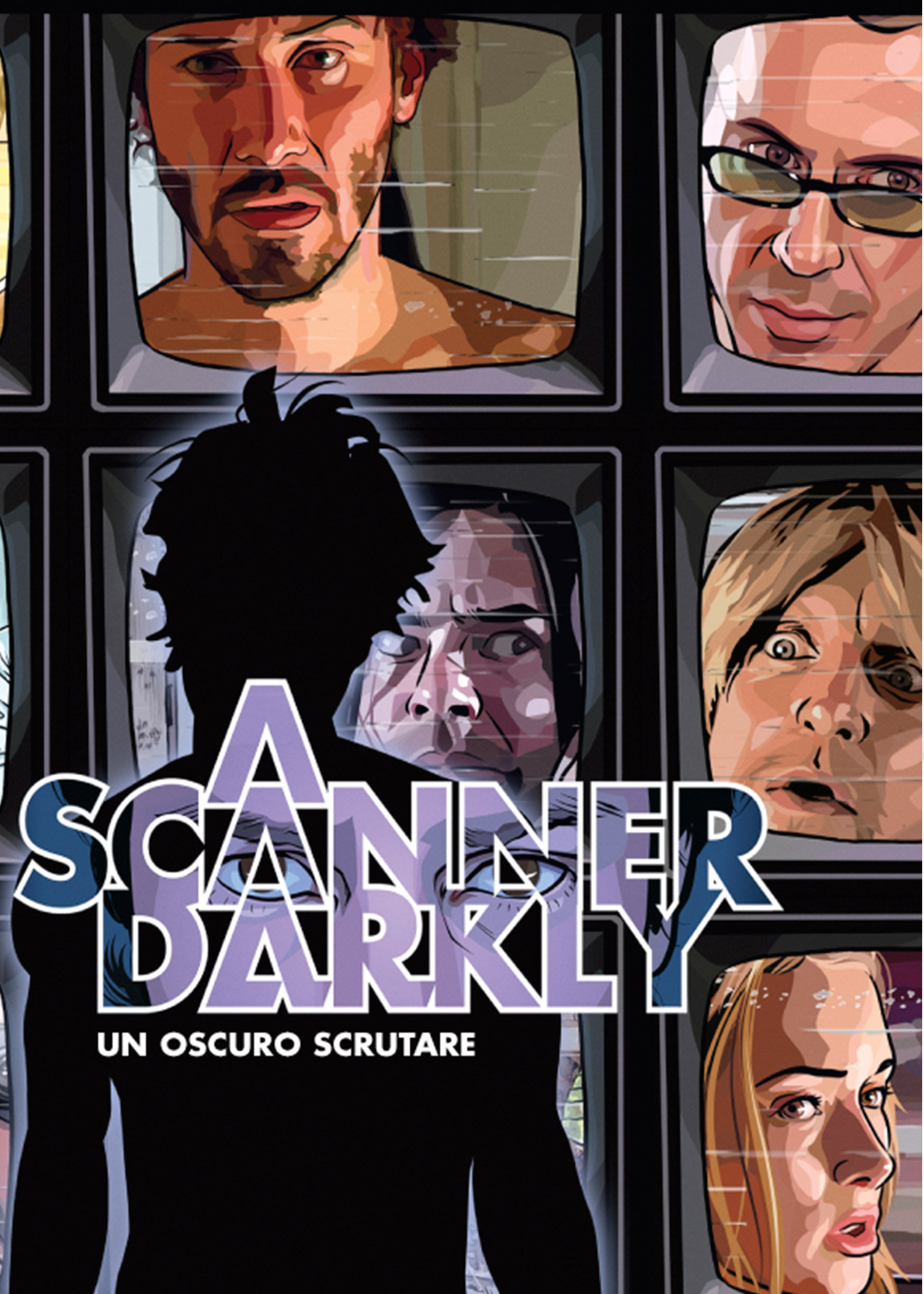 Image of A Scanner Darkly - Un Oscuro Scrutare