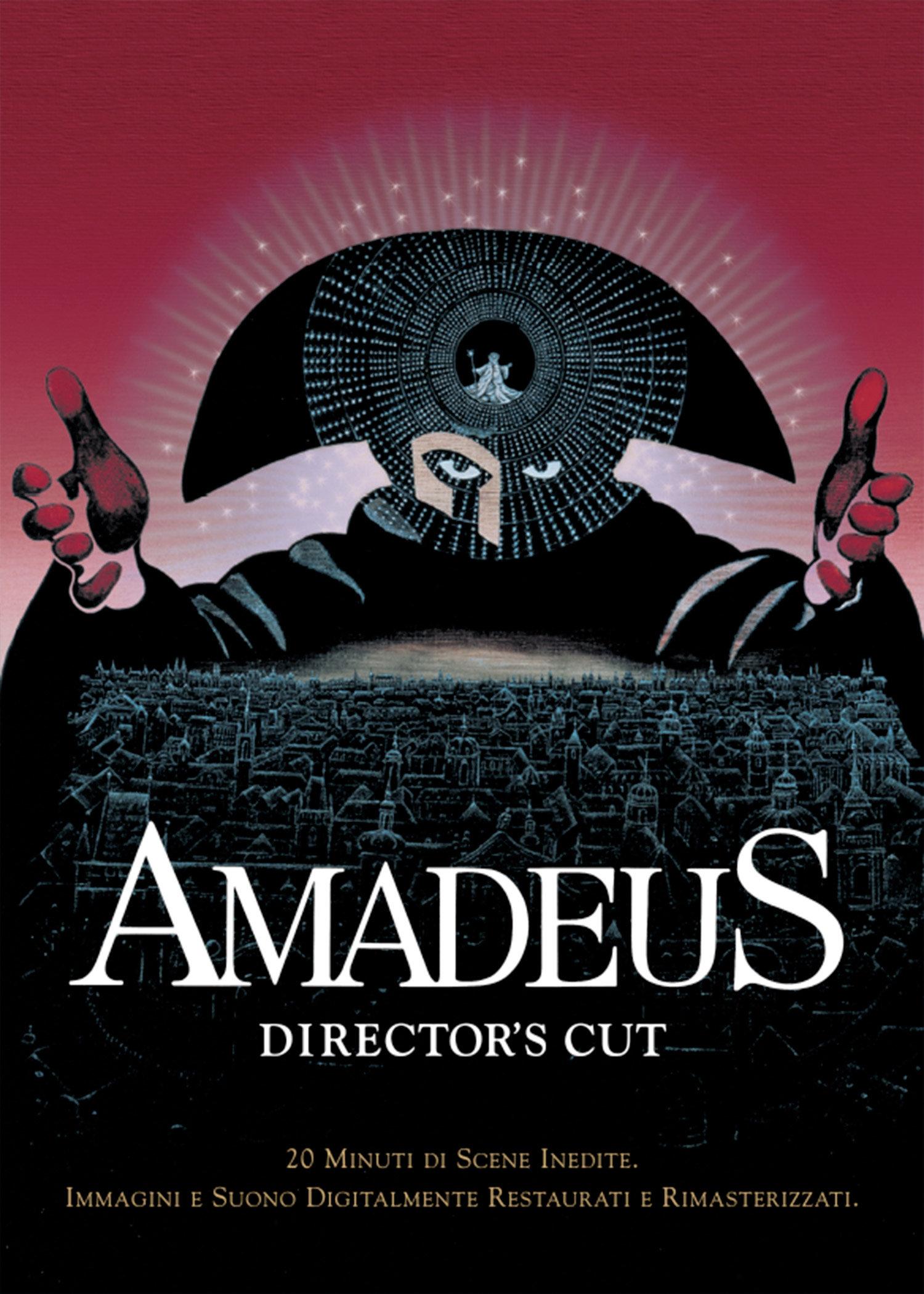 Image of Amadeus: Director's Cut