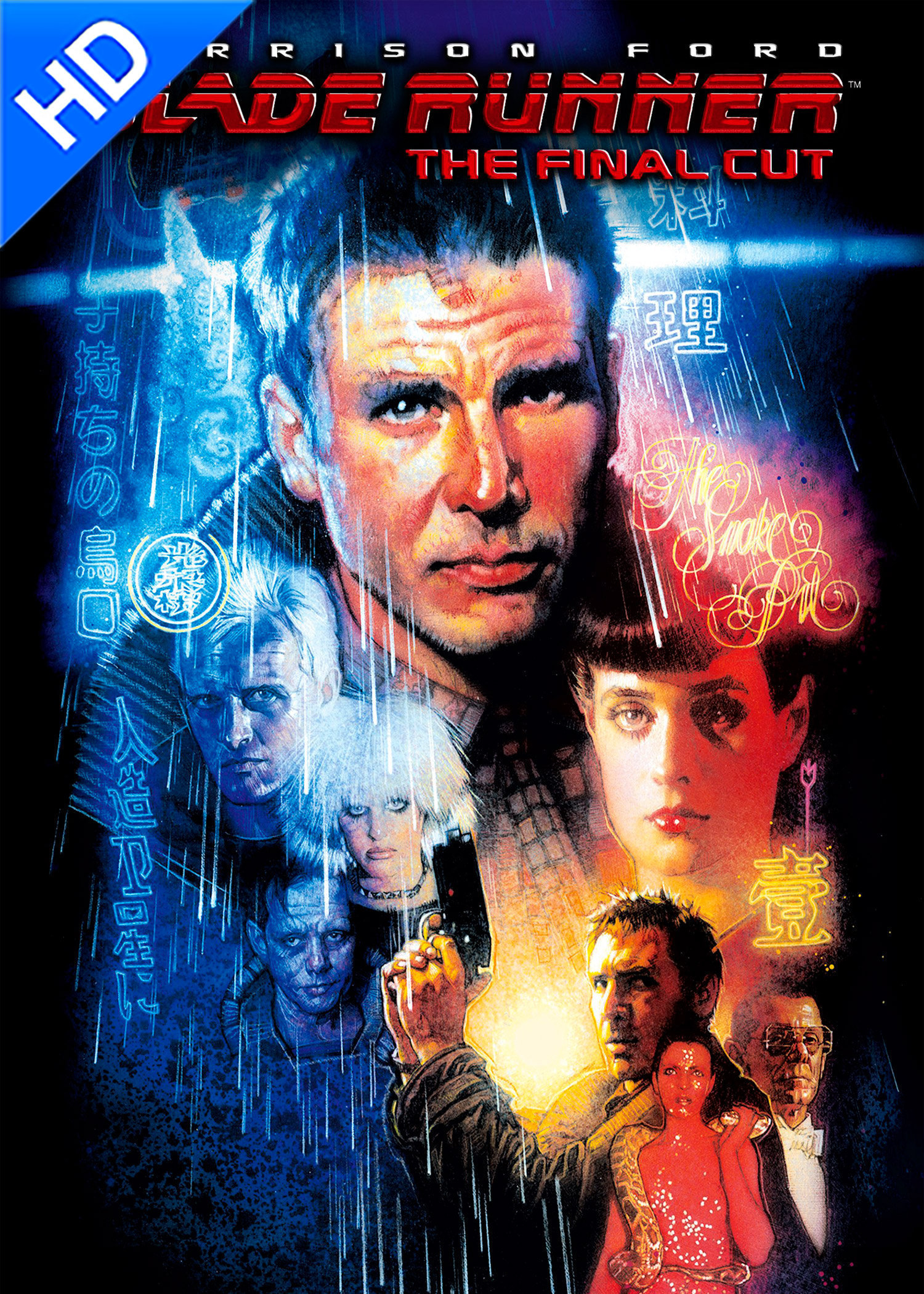 Image of Blade Runner - Director's Cut