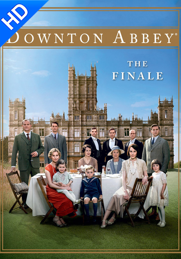 Downton abbey season 1 christmas special