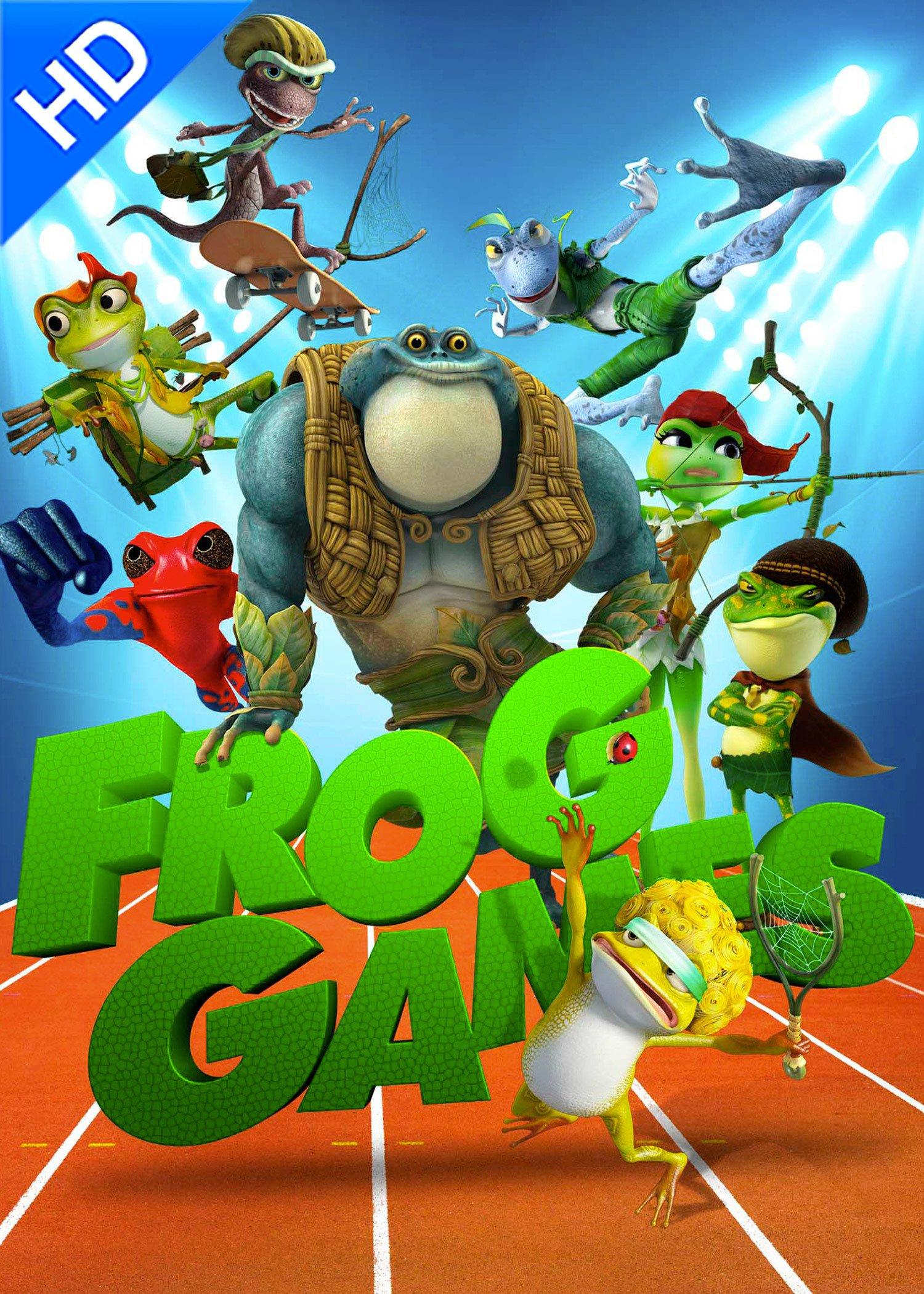 frog-games