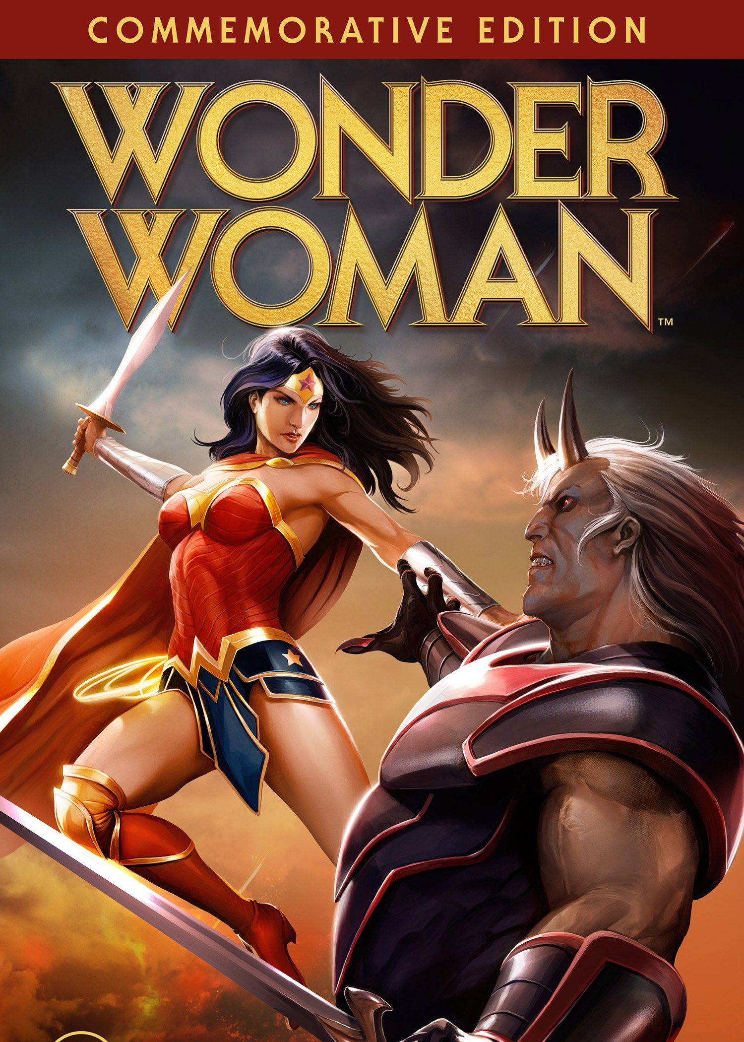 Image of Wonder Woman: Commemorative Edition